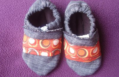 Chaussons d'hivers...