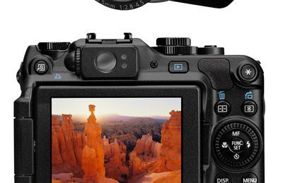 Nouvel appareil photo avec mon modèle favori