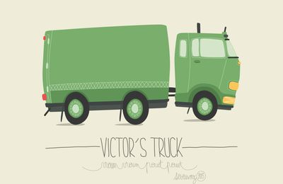 Session Transports °8 #Victor'sTruck