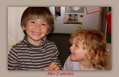 * Mes 2 amours *