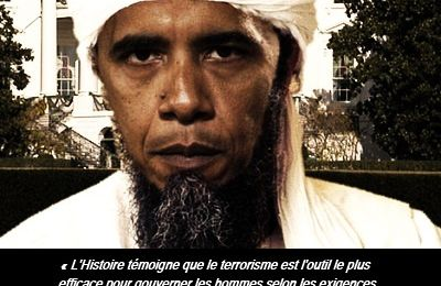 Obama et Oussama : La Ressemblance