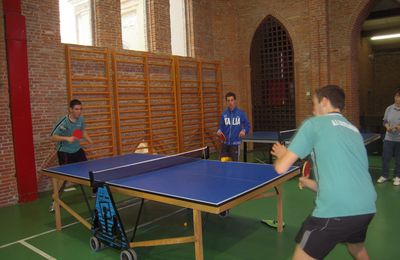4ème Critérium de Tennis de Table à Saint-Sernin