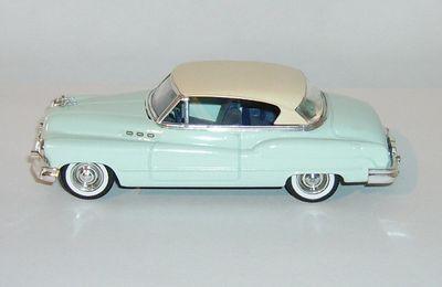Buick Cabriolet 1950.