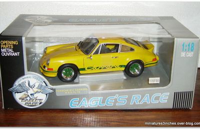 '73 Porsche 911 Carrera 2.7 litre by Eagle's Race.