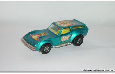 Corvette Caper Cart K-55-A (1976) by Matchbox / Lesney.