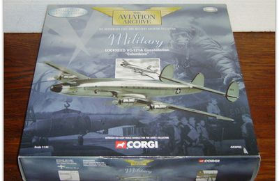 "The Aviation Archive ""Military"" by Corgi."