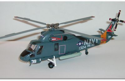 "KAMAN SH-2F ""Seasprite"" by Altaya."