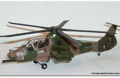 "Boeing-Sikorsky RAH-66 ""Comanche""."