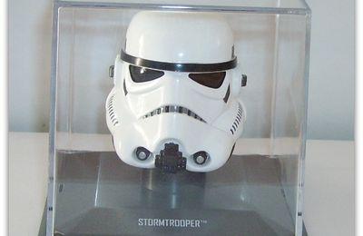 "Casque ""Stormtrooper"" by Altaya."