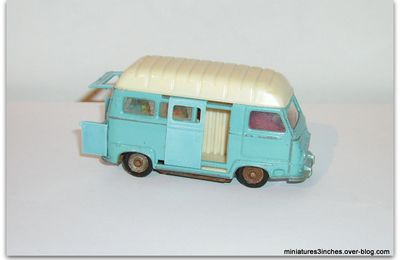 "Renault Estafette ""camping"" ref 565 MIF by Dinky Toys."