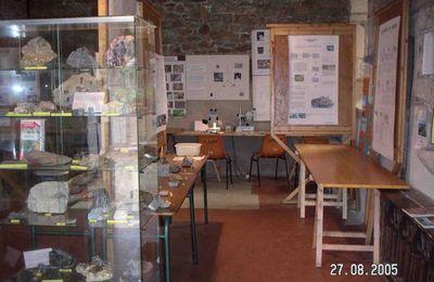 Offres de stages d'animations géologiques en juillet-août 2015