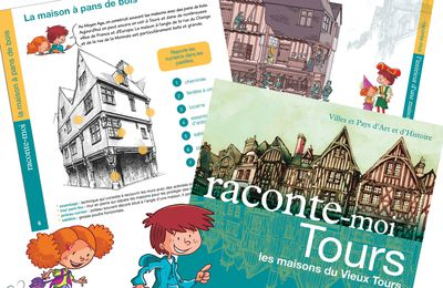 """Raconte-moi Tours"" (made by Cachalot)"