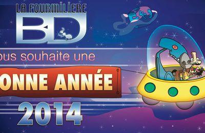 Les bons voeux de La Fourmilière BD [2014]