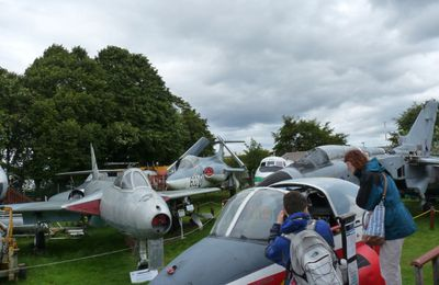 Highlands Aviation Museum - Inverness