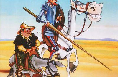 Vincent Descoeur en Don Quichotte du Cantal