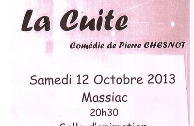 Massiac samedi 12 octobre