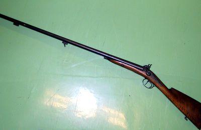 le fusil qui tua le dernier loup du Revermont