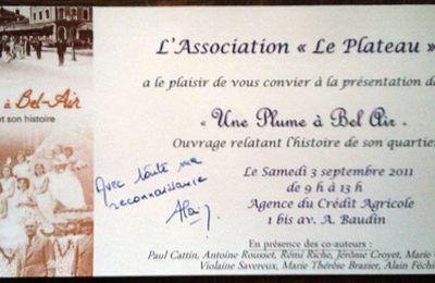Sortie du livre sur l'histoire du quartier de la Gare de Bourg