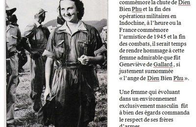 Geneviève de Galard: L'ange de Dien Bien Phu