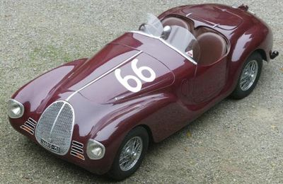 Quelle était la couleur des premières Ferrari ?