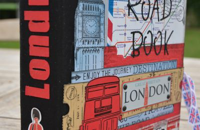 Road book Londres