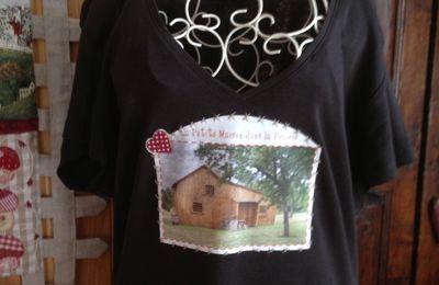 Tee shirts ... personnalisés