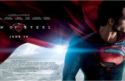 Le film de la semaine 6/52 : Man of Steel