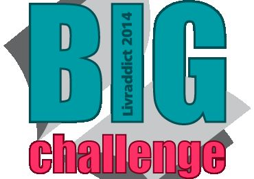The Big Challenge Livraddict 2014