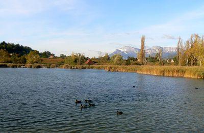Promenade au lac saint andré