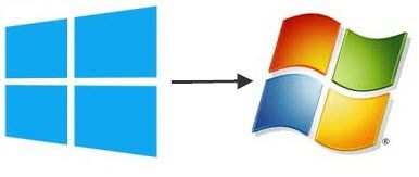 Comment et Conditions de Rétrograder (Downgrade) Windows 8 à Windows 7.