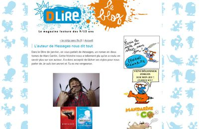 Interview D'lire