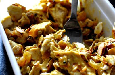 Le fameux Coronation chicken