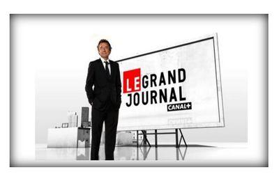 Michel Liebgott sur le plateau du Grand Journal de Canal + ce soir à 19h10