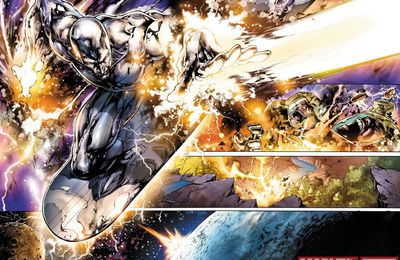 Silver Surfer #1 [Preview]