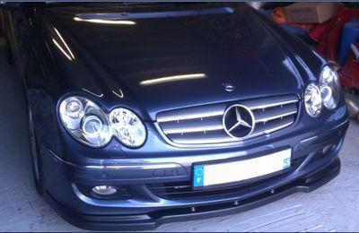 Mercedes CLK 350 Cabriolet Elegance