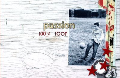 Passion 100 % FOOT
