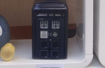 Du besoin d'avoir des goodies Doctor Who