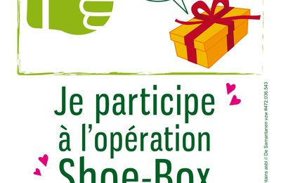 shoe-box.be - Les Samaritains