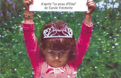 Création Jeune Public, La cabane dans le jardin, création bilingue LSF/Français