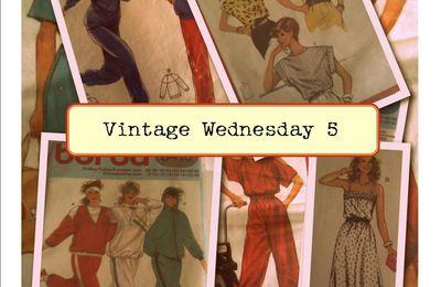 Vintage Wednesday 5