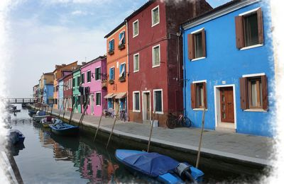 Venise, Burano, Murano and chats!!!!