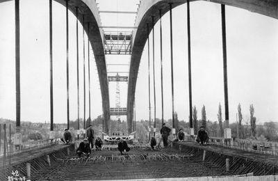 Le pont de Saint-Pierre-du-Vauvray et sa reconstruction (1945-1947)