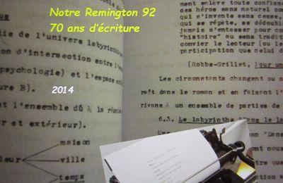 Notre Remington 92