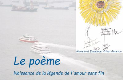 Le poème, Naissance de la légende de l'amour sans fin