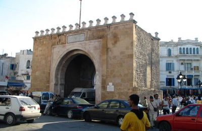 Quelques images de Tunis