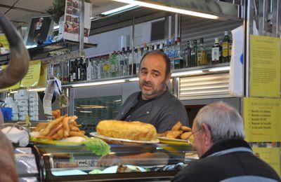 Catalogne: dans les coulisses d'un bar à tapas. Tortosa #2 - La morue