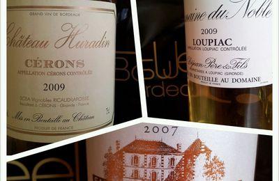 Sweet Bordeaux, des accords mets-vins à découvrir