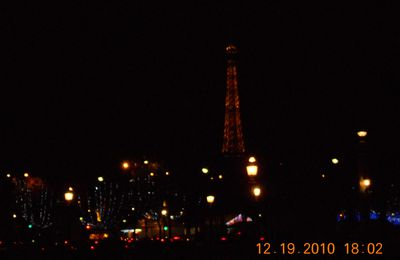 Miss tour Eiffel