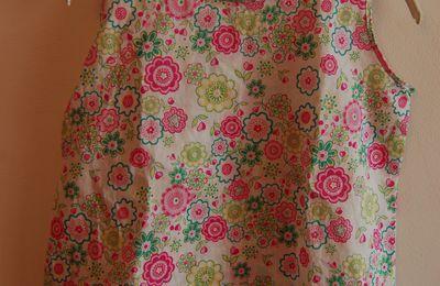 Une robe d'été pour mon bébé