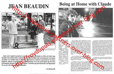 1992/03 - Jean Beaudin / Interview